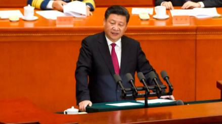 Presidente de China realizará visita protocolar al Congreso el lunes 21