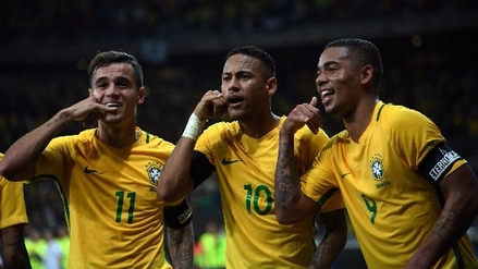 Brasil definió el once que enfrentará a Perú en Lima por Eliminatorias
