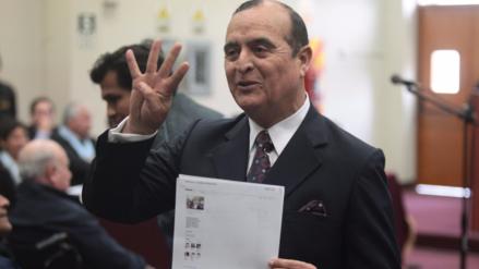 Perú espera recuperar US$ 15 millones de Montesinos en marzo de 2017