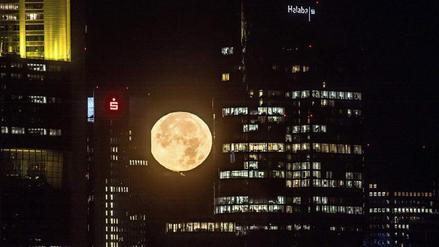 Fotos: hoy la Superluna estará más cerca de la Tierra después de 68 años