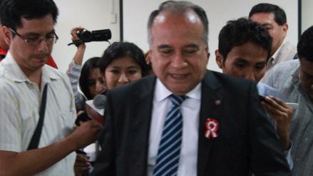 Firmas para revocar a alcalde Óscar Miranda se entregarán el 24 de noviembre