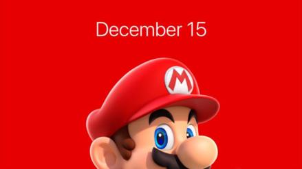 Super Mario Run llega a iOS el 15 de diciembre