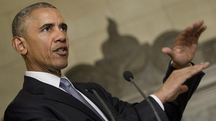 Obama calma a sus socios europeos: