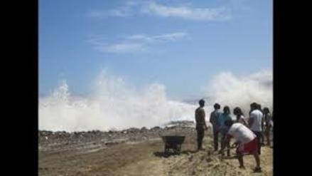 Chimbote: cierran puertos y caletas por condiciones anómalas