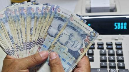 INEI: Sueldo promedio de trabajadores subió a S/ 1,662.3 en Lima