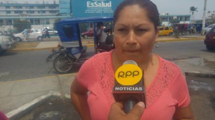 Denuncian presunta negligencia médica en Hospital Almanzor Aguinaga