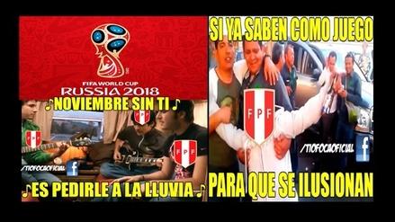 Perú es víctima de memes tras caer 2-0 ante Brasil por Eliminatorias