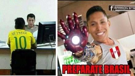 FOTOS | Memes calientan la previa del partido Perú vs. Brasil en Lima