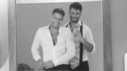 ¡Confirmado! Ricky Martin se casa