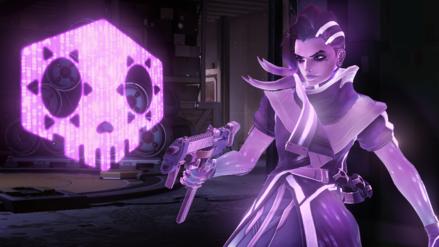 Sombra llegó a Overwatch y sus desarrolladores te cuentan su evolución