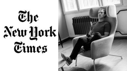 'The New York Times' publicó un duro editorial contra Facebook