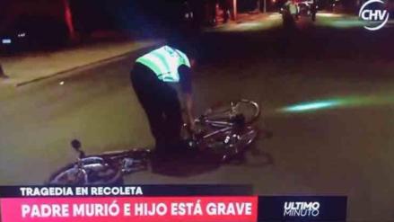 Reportero chileno es asaltado en vivo mientras hacía un despacho