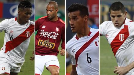 Los jugadores que Ricardo Gareca sumó a la Selección Peruana en el 2016