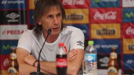 Ricardo Gareca tiene en mente llevar a la Selección Peruana a provincia