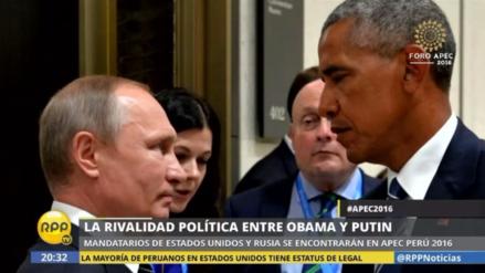 APEC 2016: Los encuentros y desencuentros de Obama y Putin