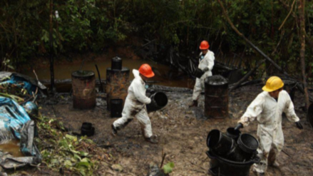 Petroperú confirma nueva fuga de petróleo en Loreto