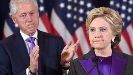 Hillary Clinton supera a Donald Trump por un millón de votos