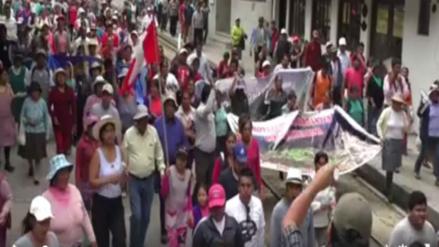 Pobladores de Machu Picchu-pueblo iniciarán este jueves huelga indefinida