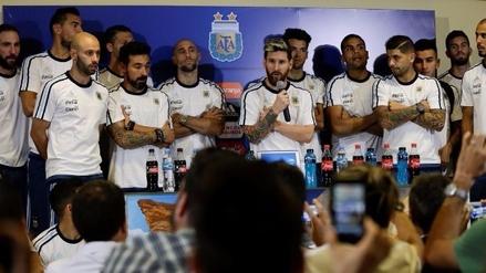 Los tuits que desataron la rabia de Messi y la Selección Argentina