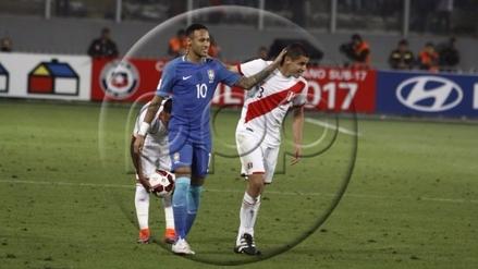 Aldo Corzo se ganó el respeto de Neymar en el Perú vs. Brasil