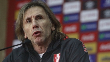 Ricardo Gareca tras la derrota: