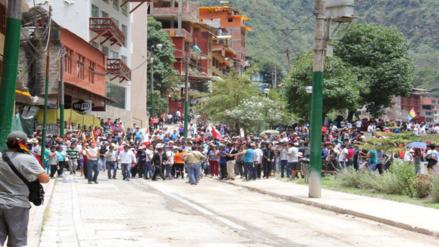 Continúa suspendido el servicio de trenes a Machu Picchu
