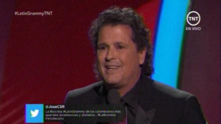 Latin Grammy: 'La bicicleta' es la mejor canción del año