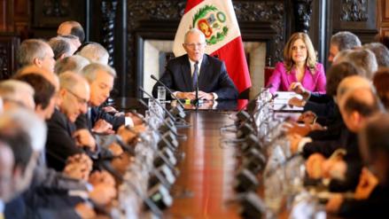 Presidente Kuczynski insta a mejorar la interconexión entre Perú y Chile