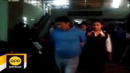 Detenidos en caso ´La Hermandad del Norte´ fueron trasladados al Poder Judicial