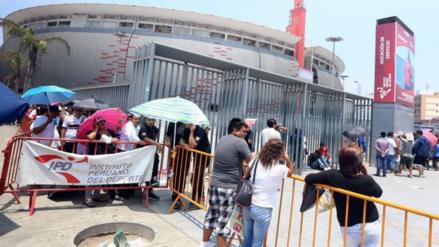 FPF devolverá dinero o canjeará entradas a hinchas que no ingresaron al Perú vs. Brasil