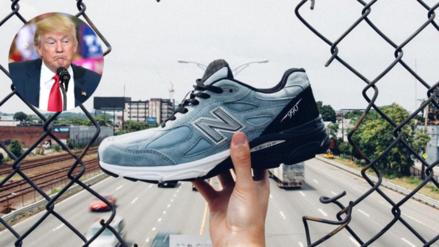 Twitter: la marca de calzado que se convirtió en símbolo de protesta contra Trump