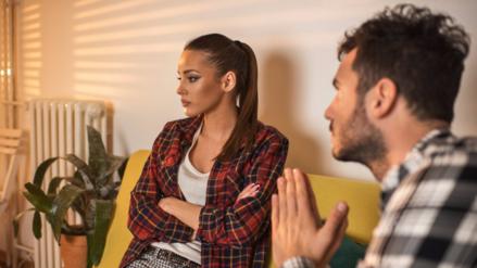 Te explicamos por qué no puedes conversar con tu pareja