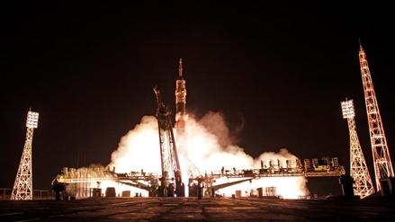 La Soyuz MS-03 despegó rumbo a la Estación Espacial Internacional