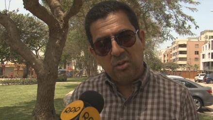 Problemas en Universitario: Carlos Moreno mandó a la playa a Germán Leguía