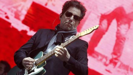 Calamaro responde a Vargas LLosa por cuestionar Nobel a Dylan