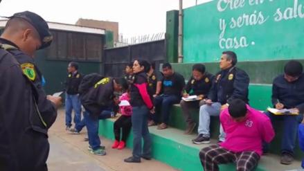 Recapturan a comisario de Chancay que integraba banda criminal