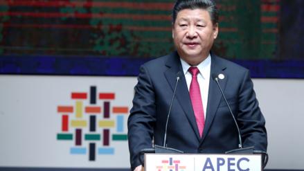 Xi Jinping: Relación entre China y EE.UU. está en un