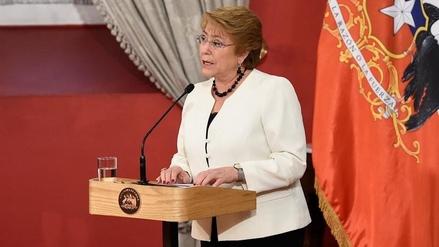 Michelle Bachelet renovó su gabinete ministerial