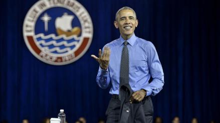 Obama en Lima: