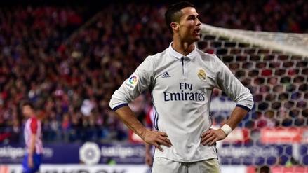 De la mano de Cristiano Ronaldo: Real Madrid goleó 3-0 al Atlético en el Vicente Calderón