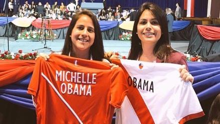 Barack Obama recibió la camiseta de la Selección Peruana