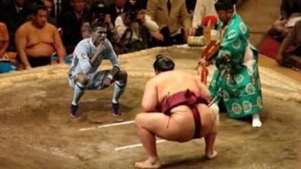 Celebración de Cristiano Ronaldo ante Atlético generó estos divertidos memes