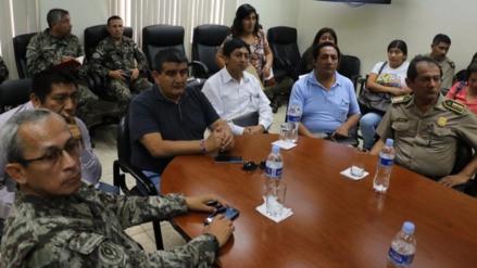 Un helicóptero para combatir incendios forestales pide Gobierno de Lambayeque
