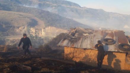 Incendios forestales han dañado parques y reservas nacionales, confirma ministra