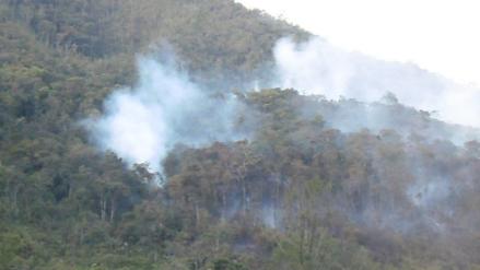 Fuego amenaza colchones acuíferos de comunidad quechua de Kañaris