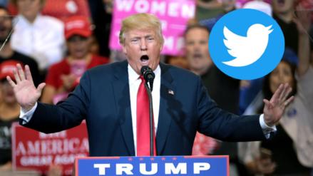Los estadounidenses quieren que Trump cierre su cuenta de Twitter, según encuesta