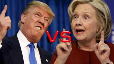Donald Trump no investigará a Hillary Clinton por el escándalo de los correos