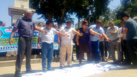 Piura: docentes de la UNP se desangran por homologación de sueldos