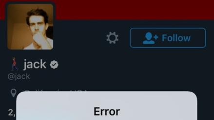 Twitter le suspendió la cuenta a su propio creador, Jack Dorsey