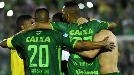Chapecoense eliminó a San Lorenzo y se metió a la final de la Sudamericana